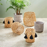 Morgan Pom Pom Baskets Set of 2