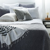 Manly Off White Bed Runner