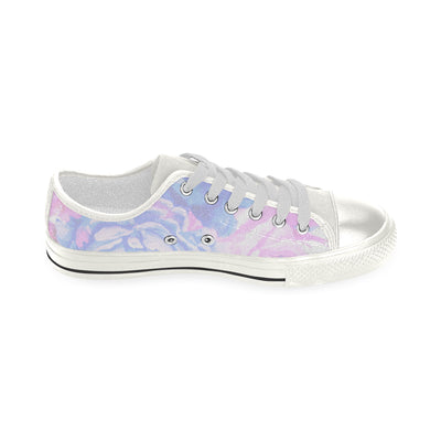 Saunter Low Top Canvas Sneaker in Cotton Candy