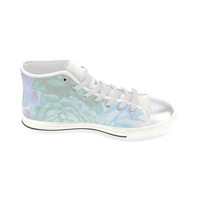 Saunter High Top Canvas Sneaker in Twilight Dusk