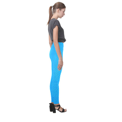 Koi Push Leggings in Carolina
