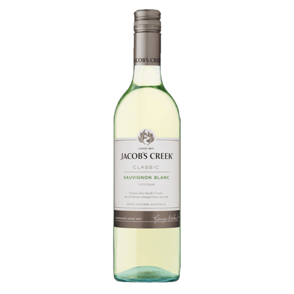 Jacob's Creek Sauvignon Blanc 750ml/12%