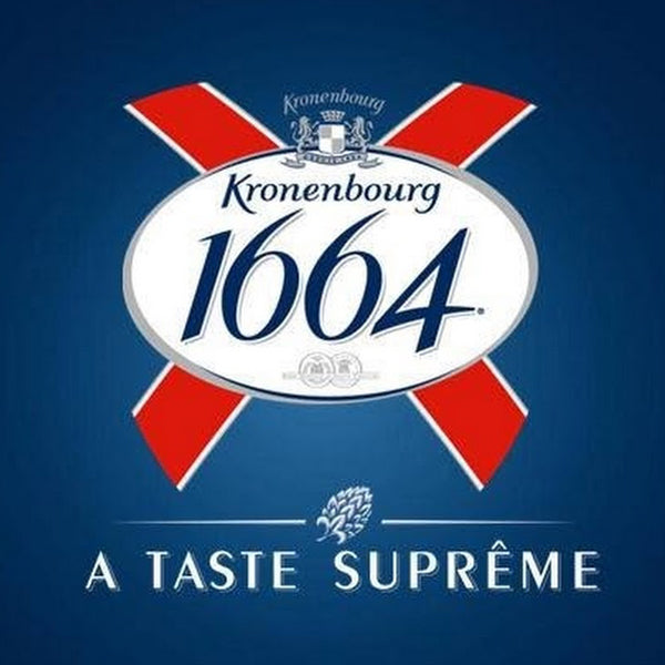 Kronenbourg Lager 24x320ml cans