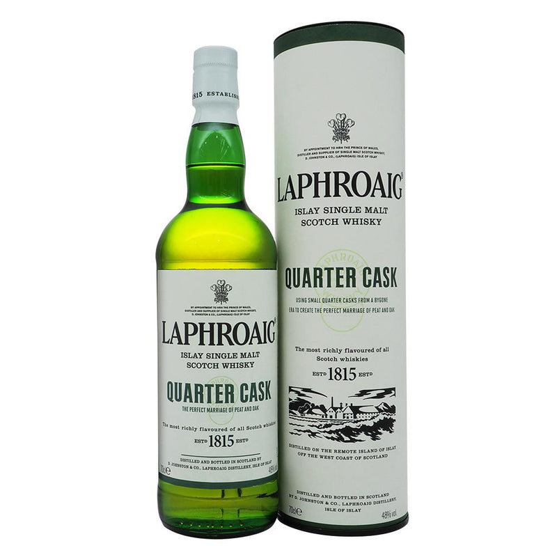 Laphoaig Quarter Cask 700ml/48%