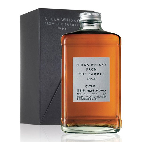 Nikka Whisky From The Barrel 500ml/51.4%