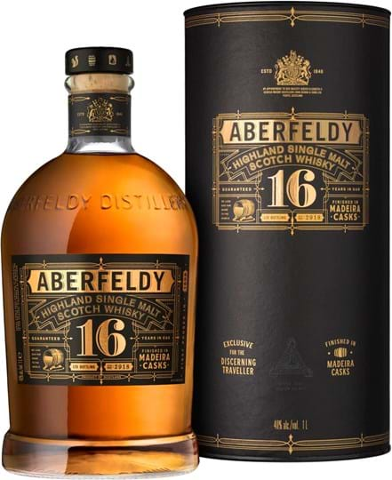 Aberfeldy 16 Year Old 700ml/40%