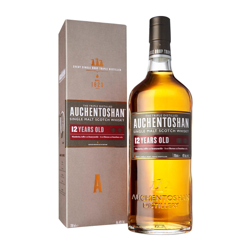 Auchentoshan 12 Year Old 700ml/40%