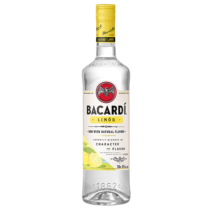 Bacardi Limon White Rum 750ml/35%