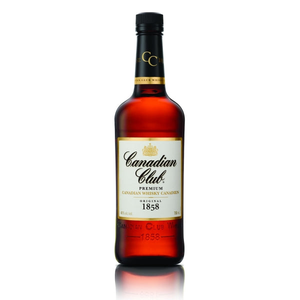 Canadian Club Whisky 700ml/40%