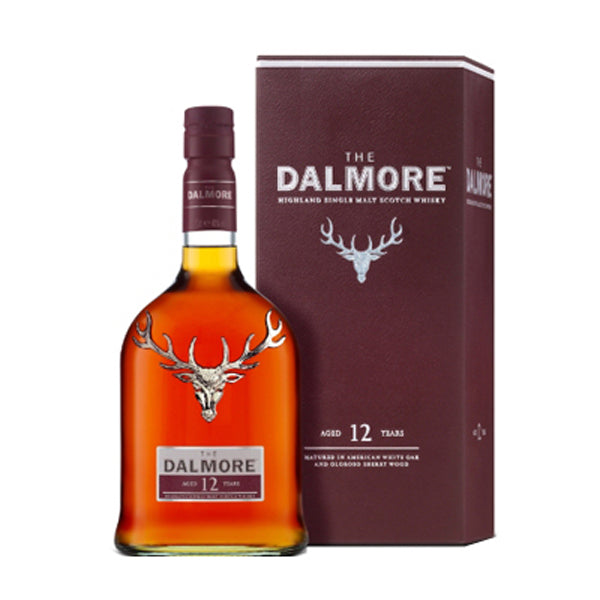 Dalmore 12 Year Old 700ml/40%