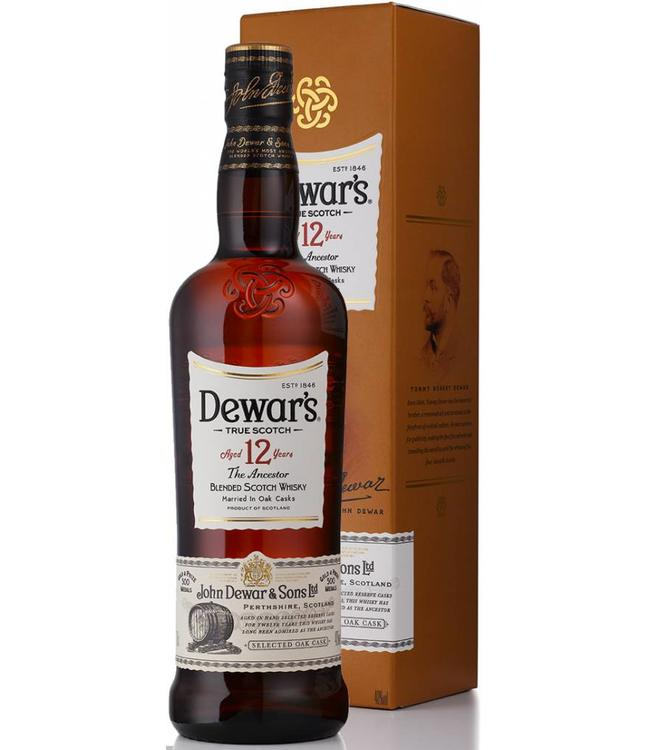 Dewar's 12 Year Old Special Reserve 750ml/40%