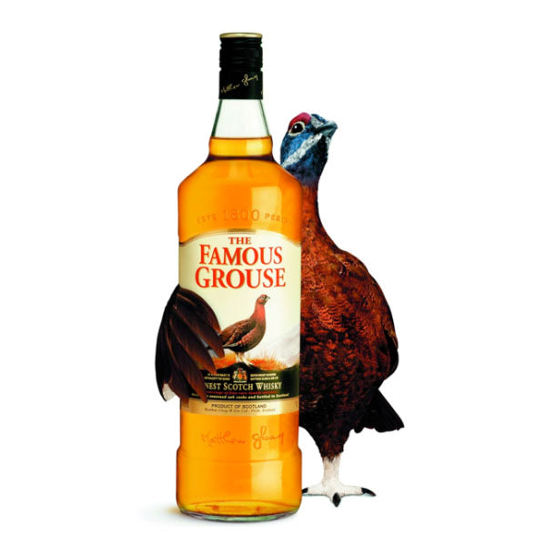 Famous Grouse Blended Scotch Whisky 700ml/40%