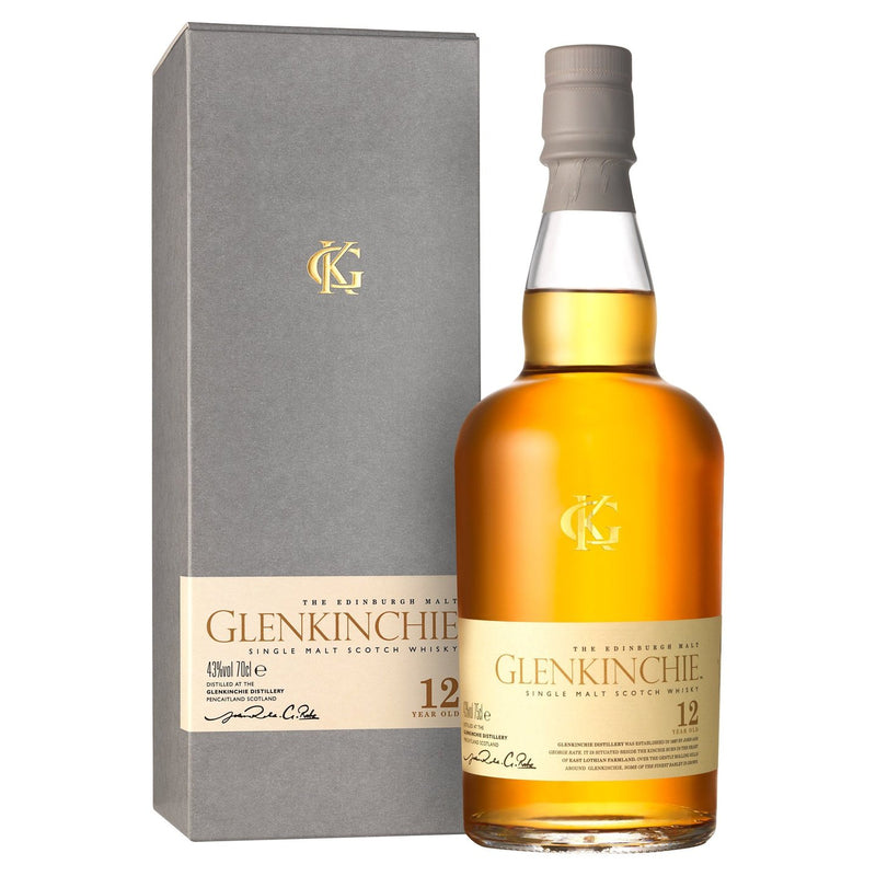Glenkinchie 12 Year Old 700ml/43%