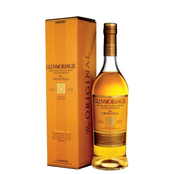 Glenmorangie 10 Year Old 750ml/40%