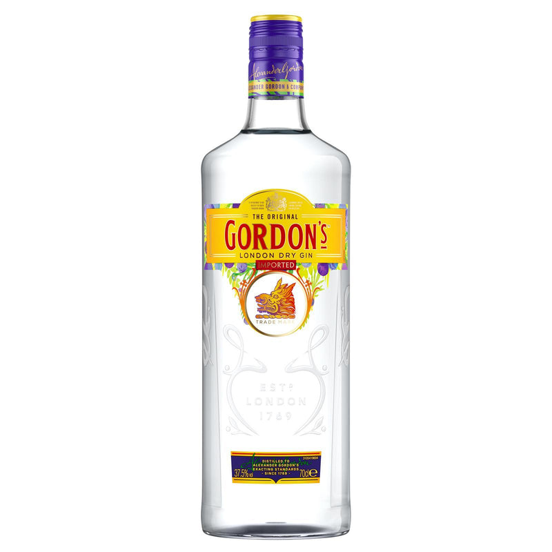 Gordon's London Dry Gin 700ml/37.5%