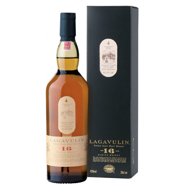 Lagavulin 16 Year Old 700ml/43%