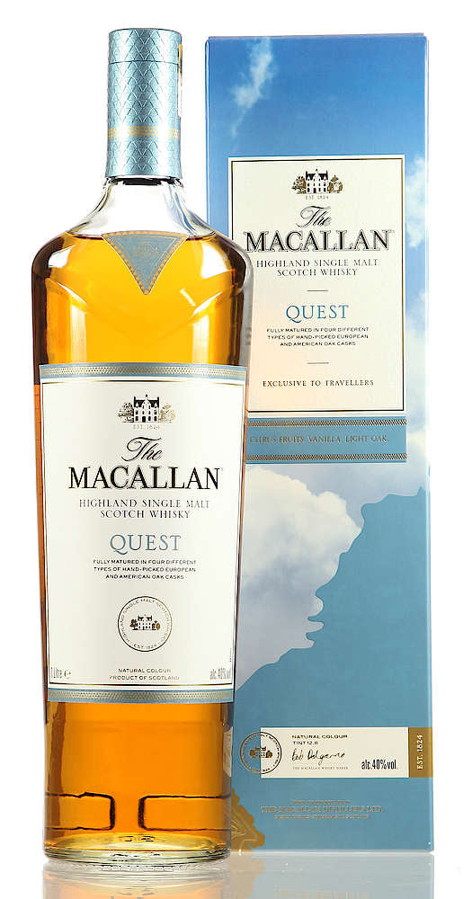 Macallan Quest 700ml/40%