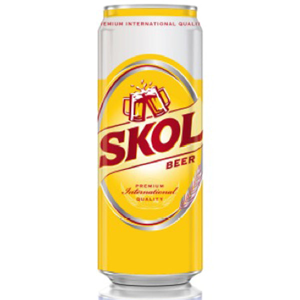 Skol Lager 24x500ml cans