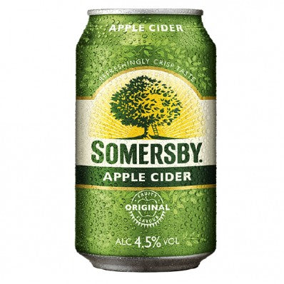 Somersby Apple Cider 24x320ml cans