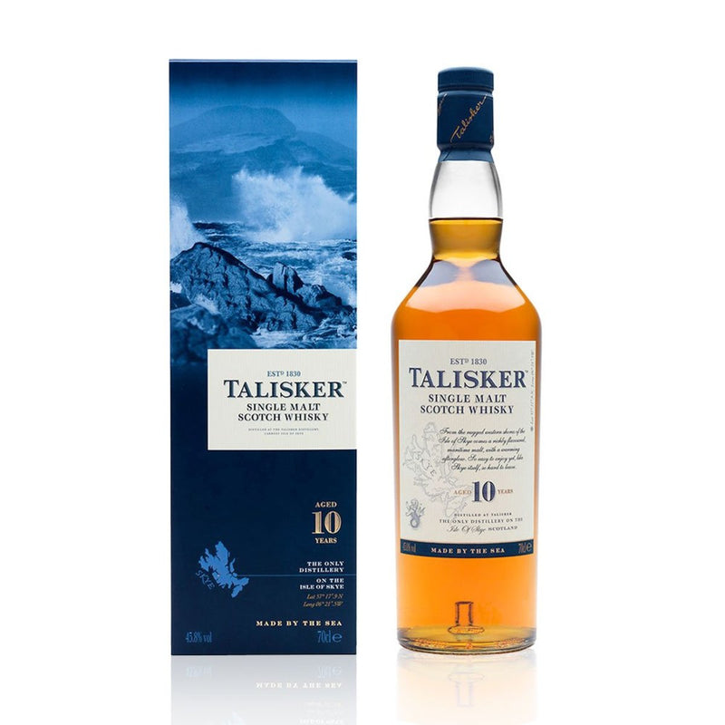 Talisker 10 Year Old 700ml/43%