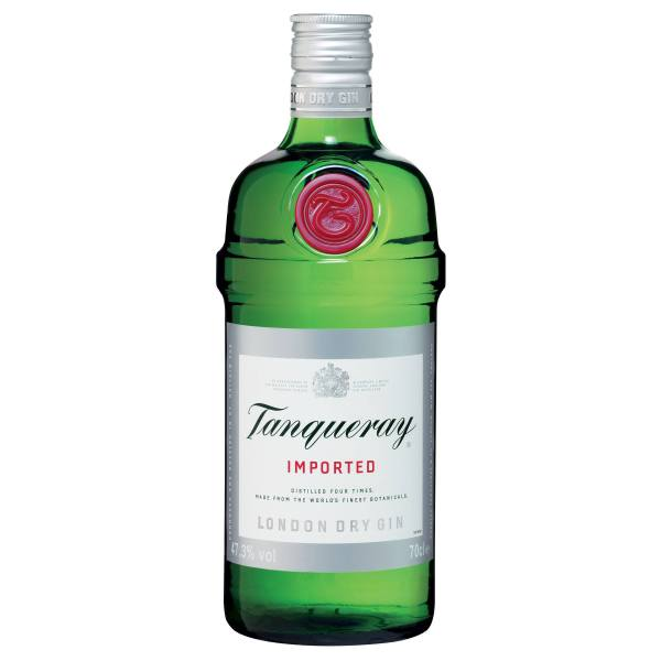 Tanqueray London Dry Gin 700ml/43.1%