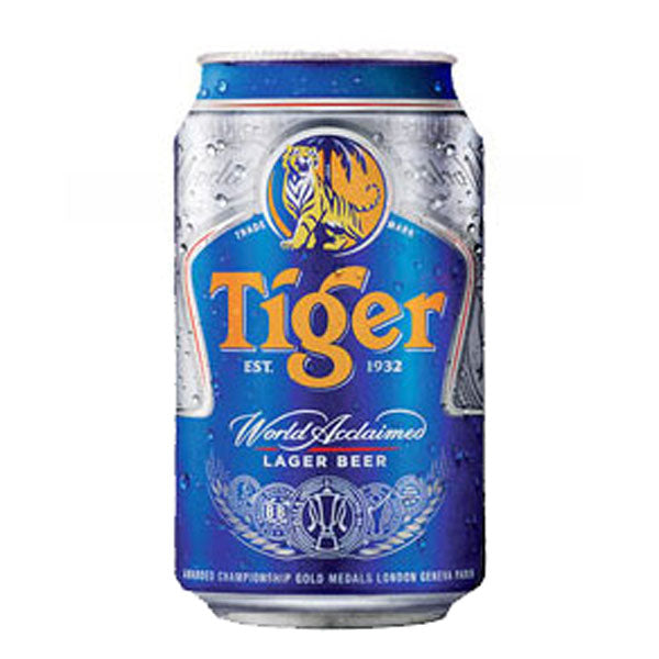Tiger Beer 24x320ml cans