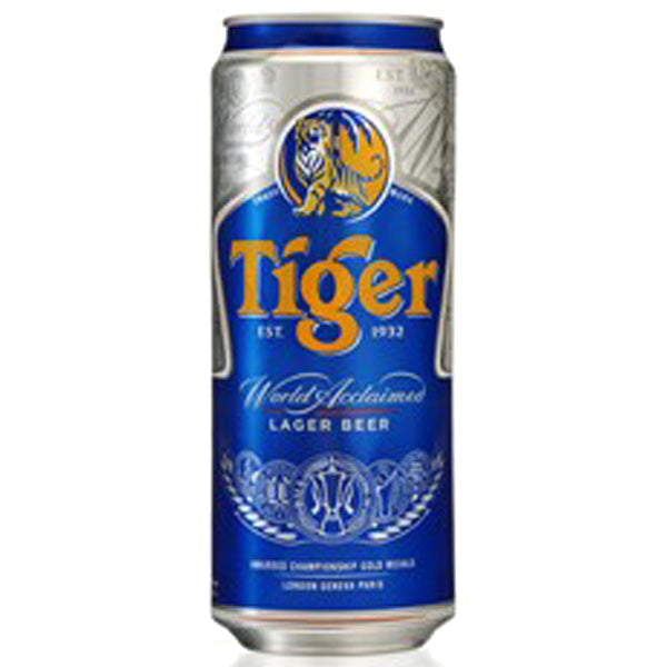 Tiger Beer 24x500ml cans