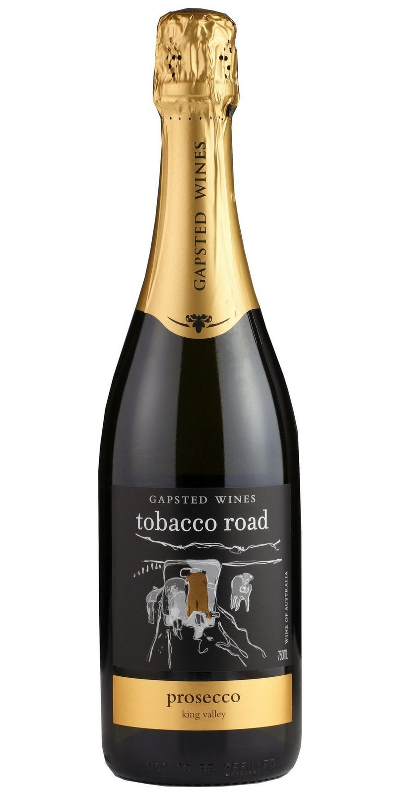 Tobacco Road Prosecco 750ml/11.2%