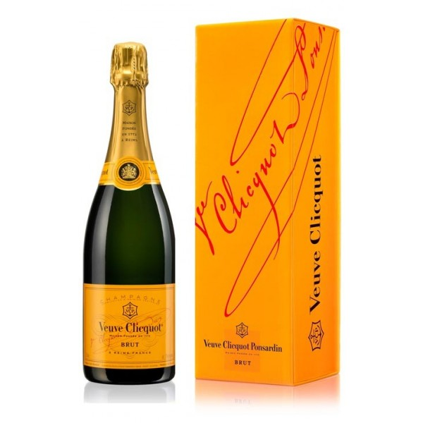 Veuve Clicquot Yellow Label Brut NV 750ml/12%