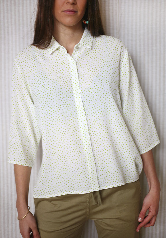 Green Dots Canica Shirt
