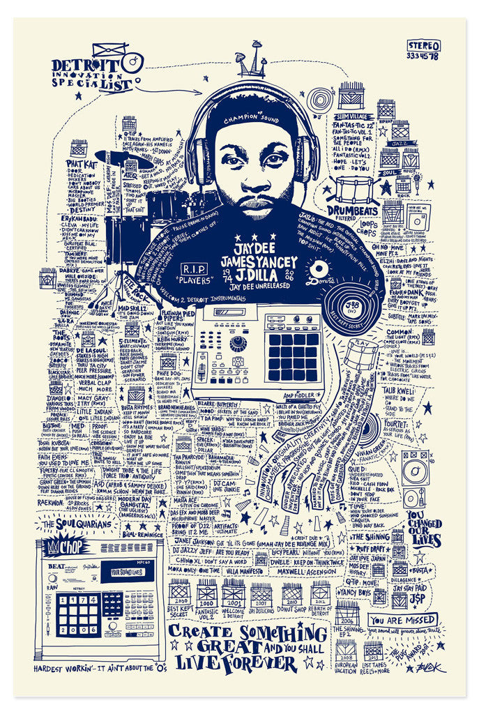 J Dilla Discography -The Remix