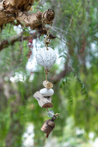 Wind Chime - Shell/Bell