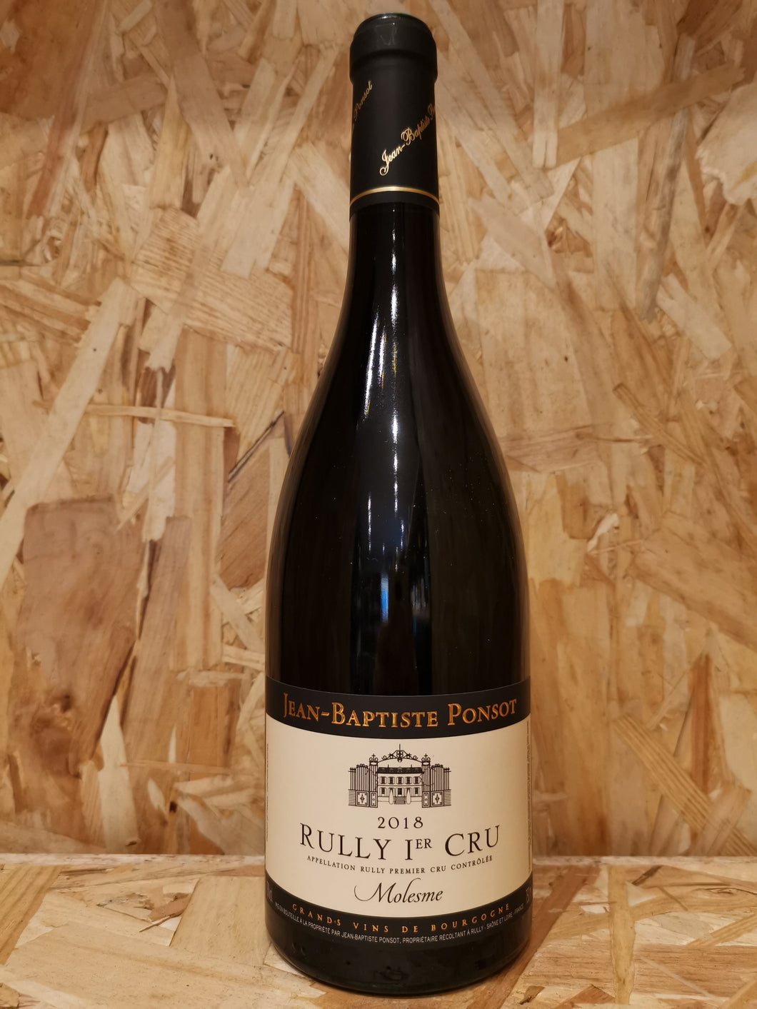 Rully 1er Cru Rouge Molesme 2018 150 cL