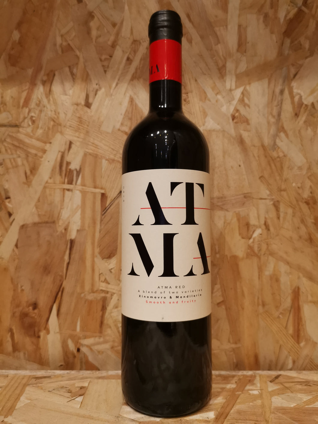 ATMA Red 2018 75 cL