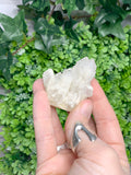Clear Quartz Raw Points/Mini Clusters