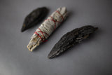 Raw Specimens - Sage Sisters Apothecary - Large Black Kyanite - sage-sisters-apothecary
