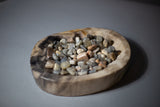 Tumbles - Sage Sisters Apothecary - Black Moonstone Tumbled Stones - sage-sisters-apothecary