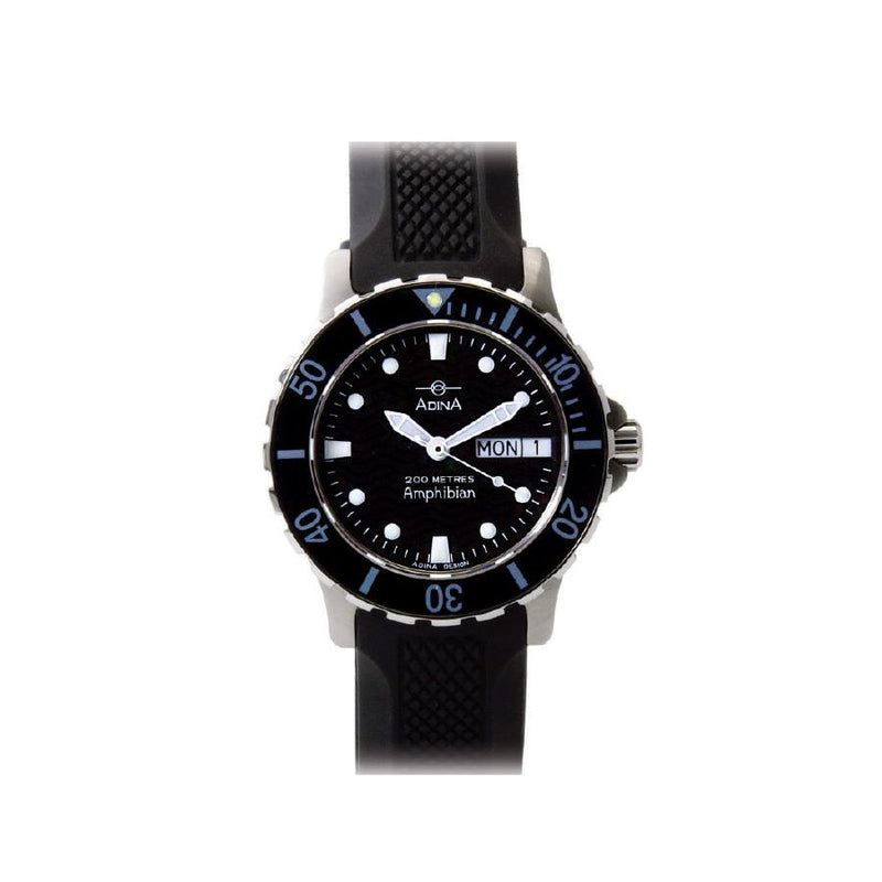 Adina Amphibian Dive Watch  Cm118 S2Xs