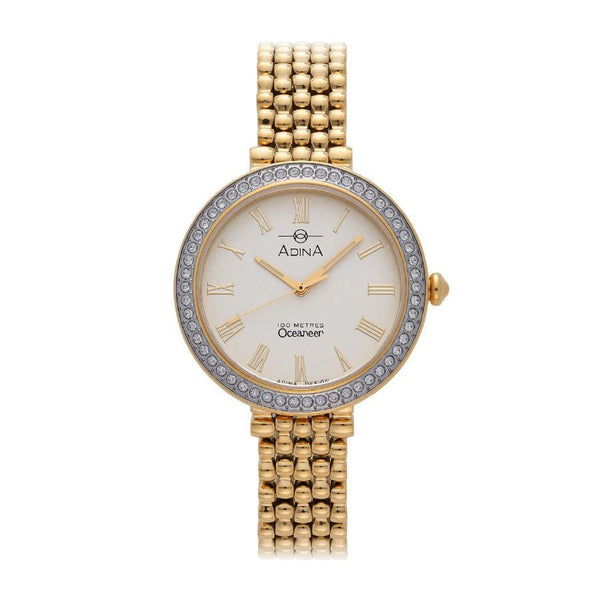 Adina Oceaneer Sports Dress Watch Ct109 G5Frb