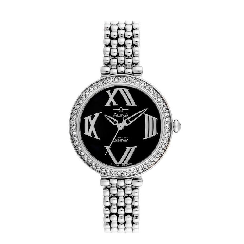 Adina Oceaneer Sports Dress Watch Ct109 S2Rb