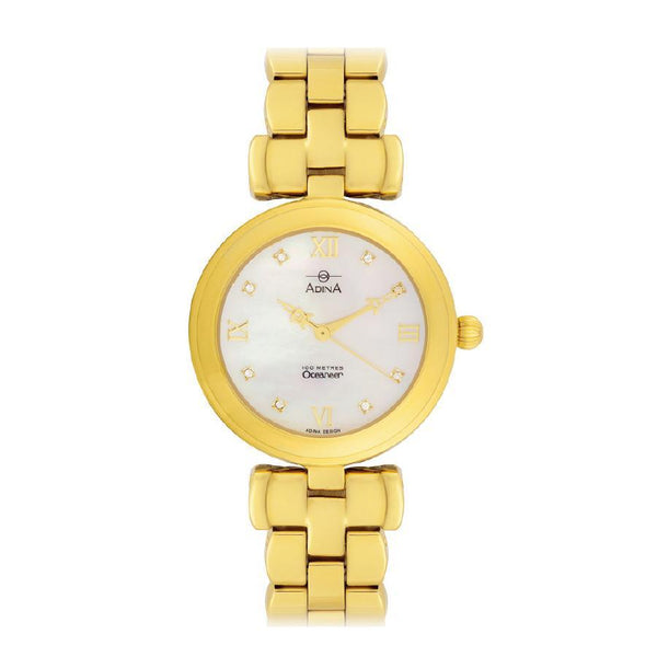 Adina Oceaneer Sports Dress Watch Sw19 G0Xb
