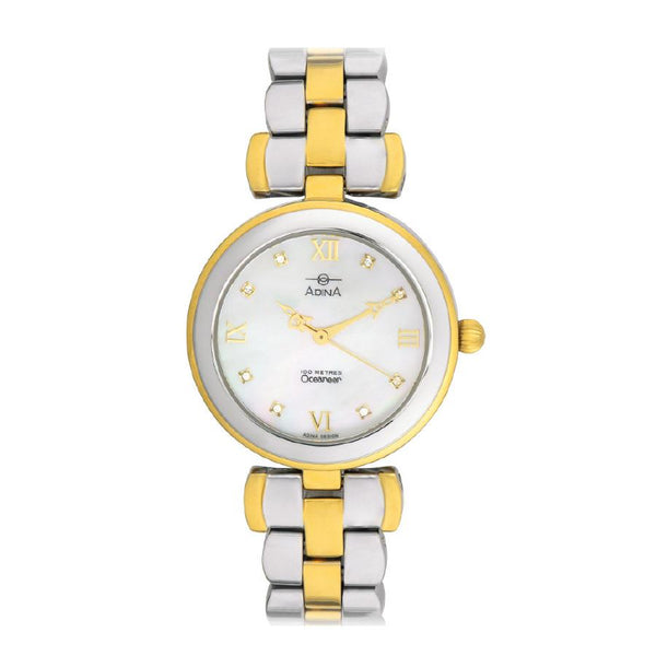 Adina Oceaneer Sports Dress Watch Sw19 T0Xb
