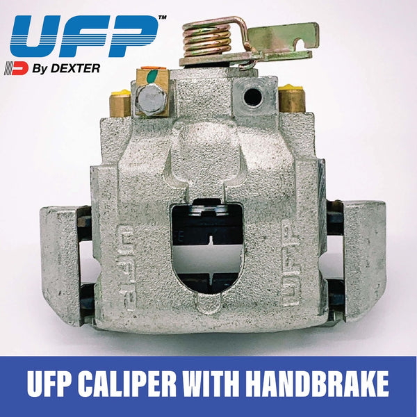 NEW RELEASE UFP BRAKE CALIPER WITH HANDBRAKE