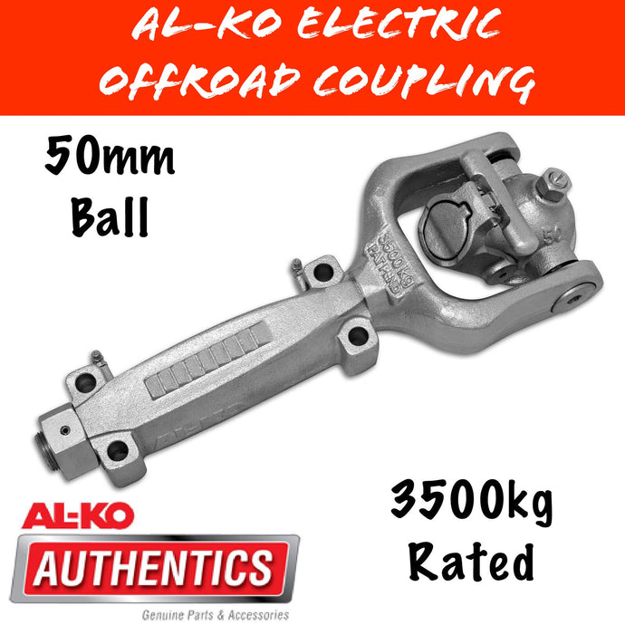 New AL-KO Off-Road Ball Coupling Released