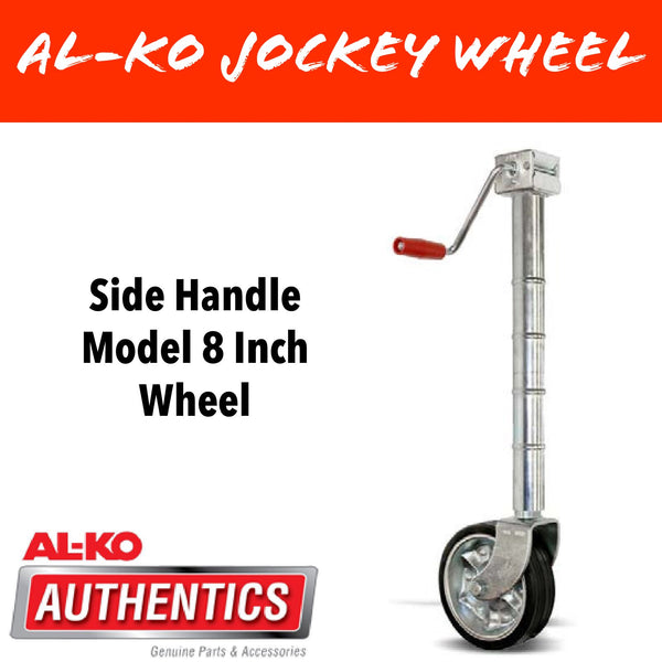 AL-KO Releases New Premium 8″ Side Wind Jockey Wheel