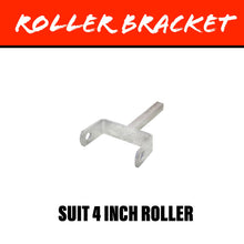 Load image into Gallery viewer, 4 INCH Centre Roller Bracket
