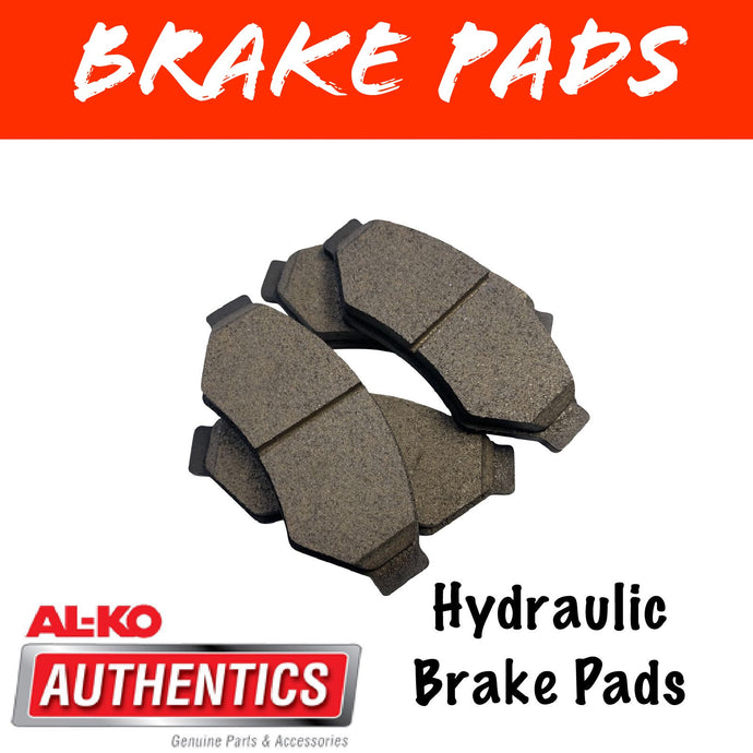 AL-KO HYDRAULIC BRAKE PAD SET