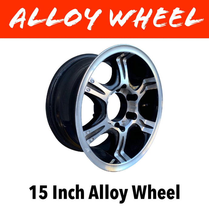 15 INCH PRIMAL ALLOY WHEEL