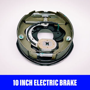 LOADFORCE 10 INCH ELECTRIC BACKING PLATE LHS