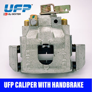 UFP DB35 BRAKE CALIPER with Handbrake